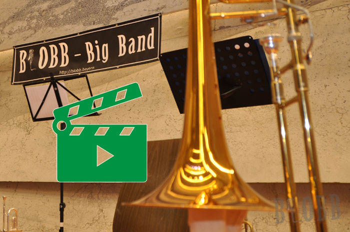 die BLO (Blasorchester) Big Band Furth im Wald